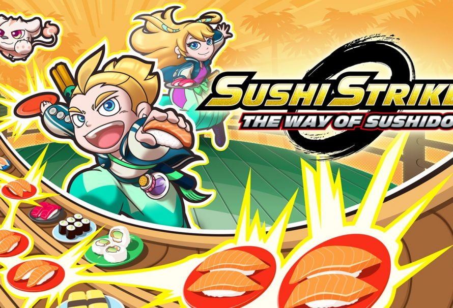 Sushi Striker : The Way of Sushido s'offre une démo sur Nintendo Switch