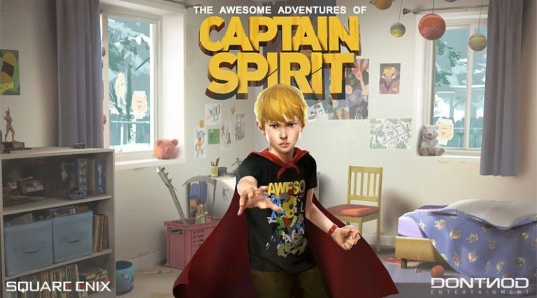 The Awesome Adventures of Captain Spirit sortira avec un jour d'avance