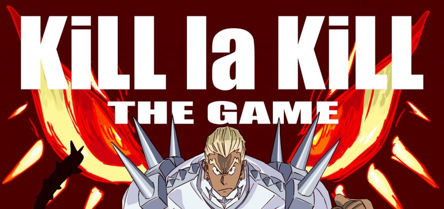 Kill la Kill The Game annoncé