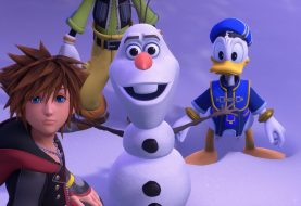 La Reine des Neiges s'invite dans Kingdom Hearts III