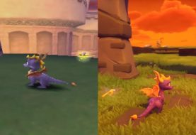 Spyro Reignited Trilogy : Le comparatif PS1 / PS4