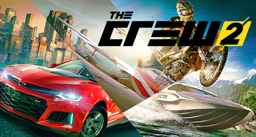 Le trailer de lancement de The Crew 2