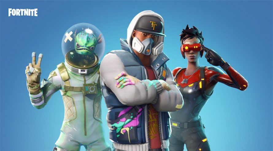 Fortnite : Un leak annonce un mode « Capture de drapeau(x) »