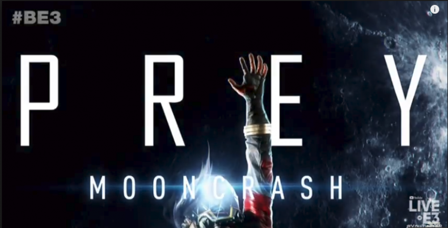 Moon Crash, l'extension de PREY se dévoile à l'E3 2018