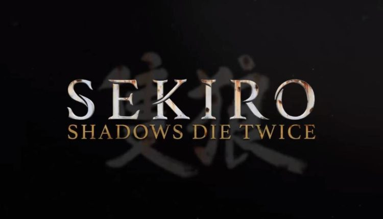 Sekiro: Shadows Die Twice affiche un trailer et le poids du patch day-one