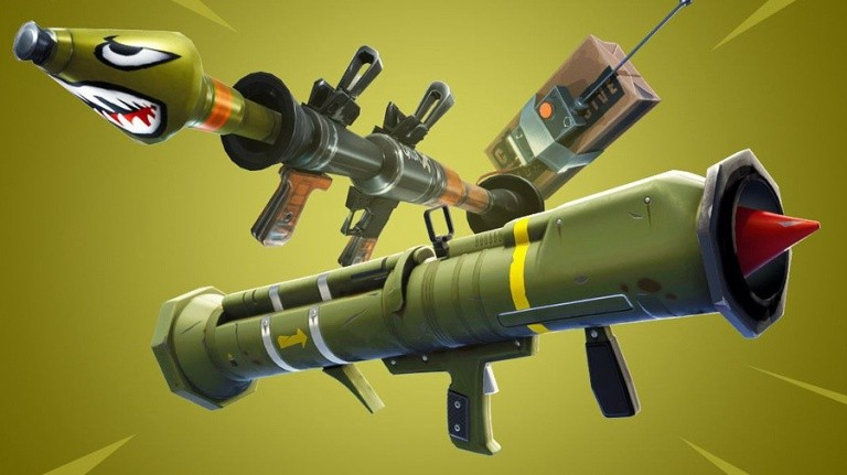 Fortnite : Le retour du missile guidé