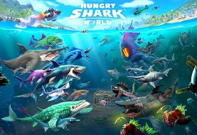 TEST Hungry Shark World - Les dents de la mer...