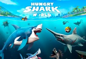 Hungry Shark World débarque sur consoles