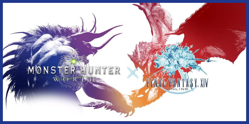 Monster Hunter World : une bande-annonce pour le contenu Final Fantasy