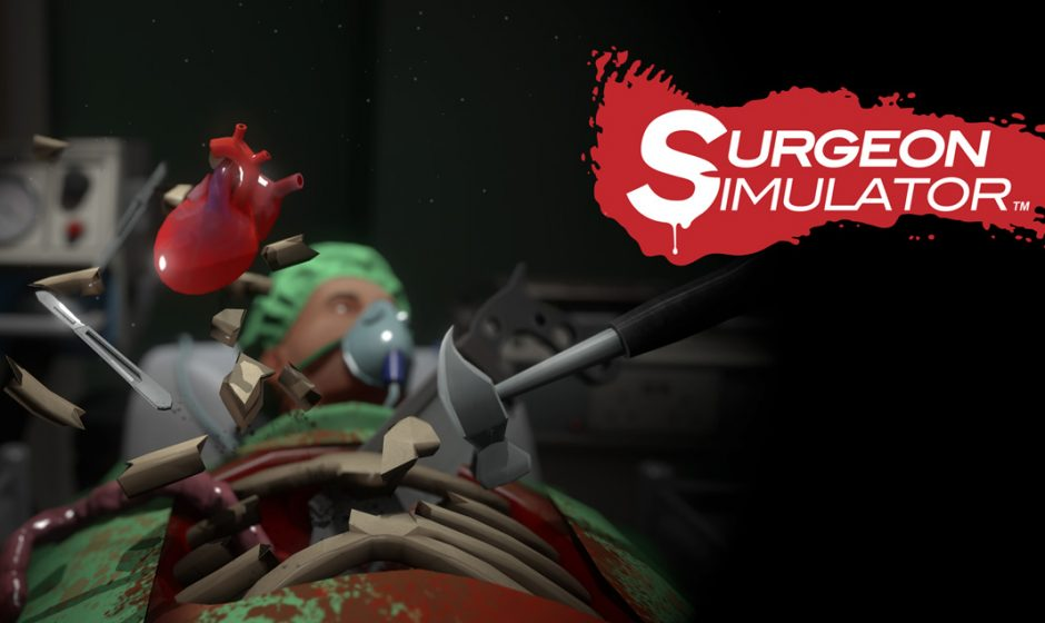 Surgeon Simulator confirmé sur Switch