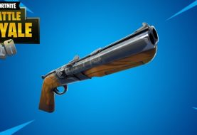 Fortnite Battle Royale : Le fusil à pompe double arrive