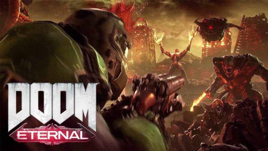 Du gameplay et des informations pour DOOM Eternal