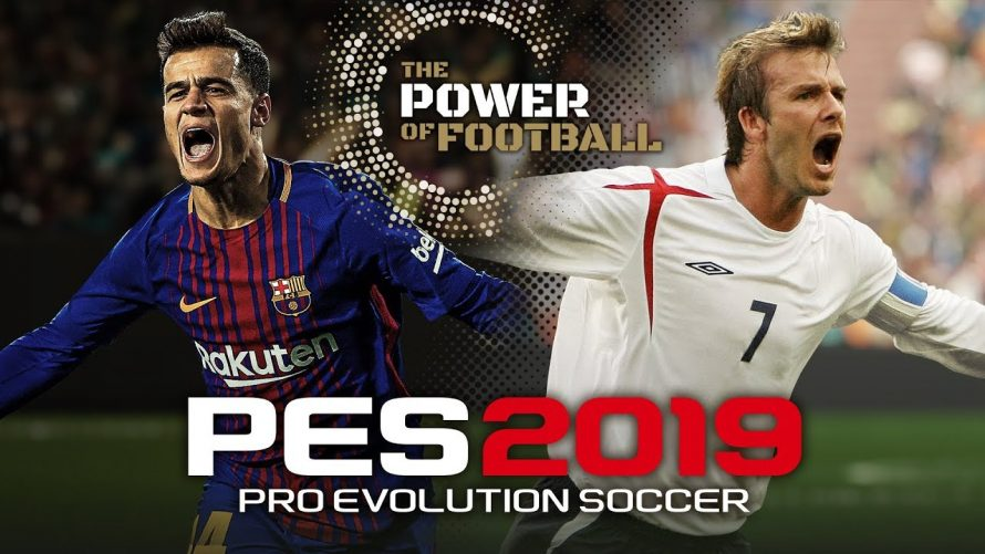 PES 2019 : Les premiers tests (PS4, Xbox One, PC)