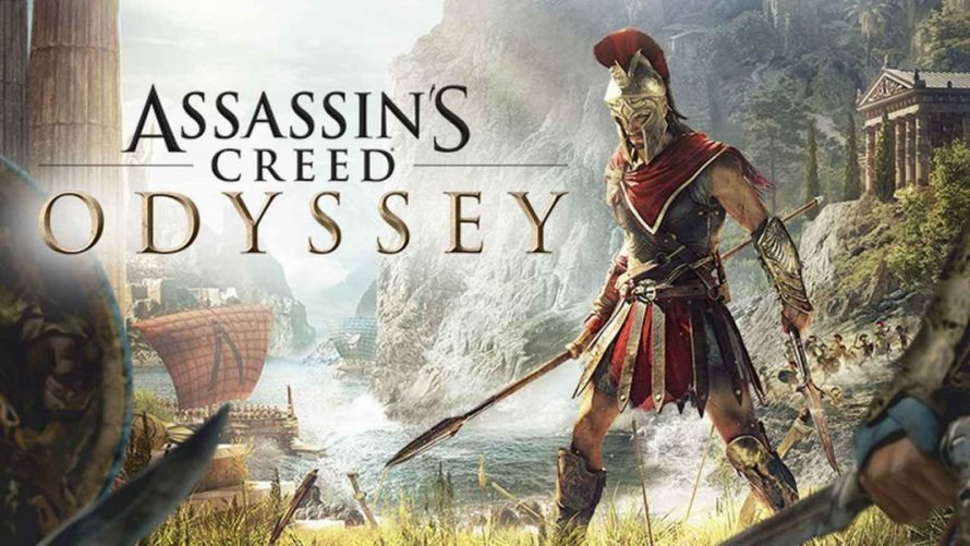 Assassin's Creed Odyssey : Nos 20 premières minutes de gameplay