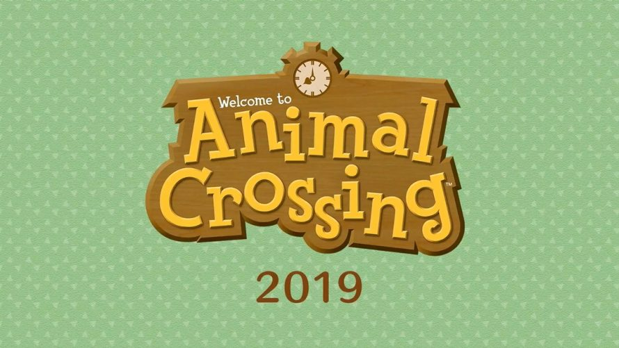 Animal Crossing débarque sur Nintendo Switch