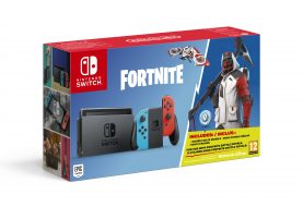 Nintendo Switch : Un pack spécial Fortnite