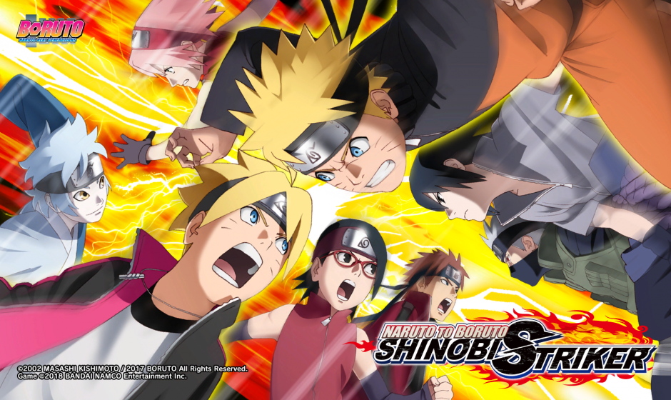 TEST | Naruto to Boruto: Shinobi Striker – Ninja warrior