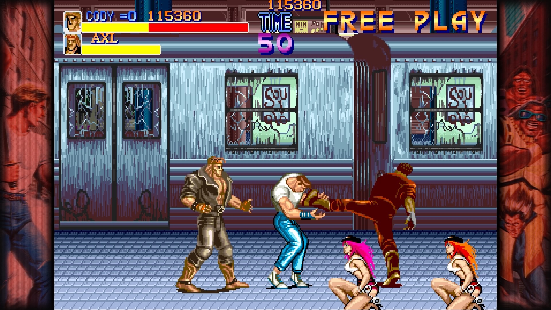 TEST Capcom Beat'em Up Bundle
