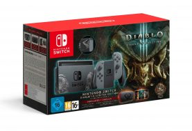 Un pack Nintendo Switch Diablo III: Eternal Collection