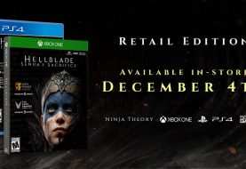 Hellblade arrive en version physique sur PS4 et Xbox One