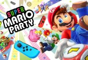TEST Super Mario Party - Mario fait sa fête à la Nintendo Switch