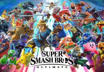 Super Smash Bros. UItimate : Un patch Day One est prévu