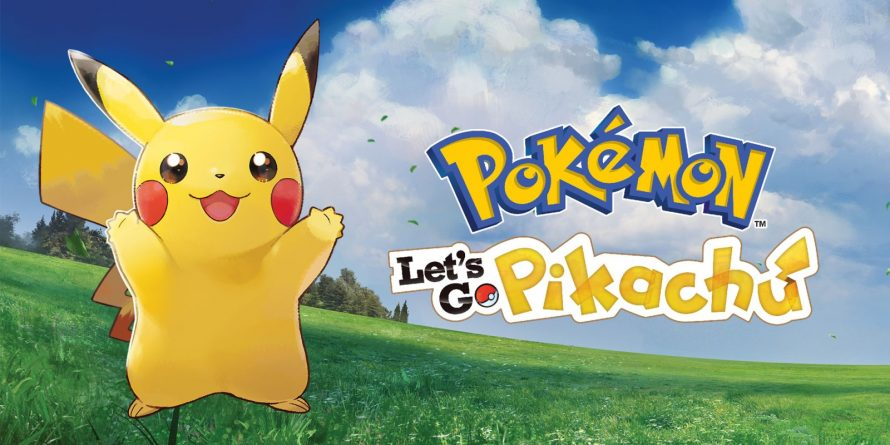 Pokemon Let's Go Evoli / Pokemon Let's Go Pikachu : 3 millions d'exemplaires vendus