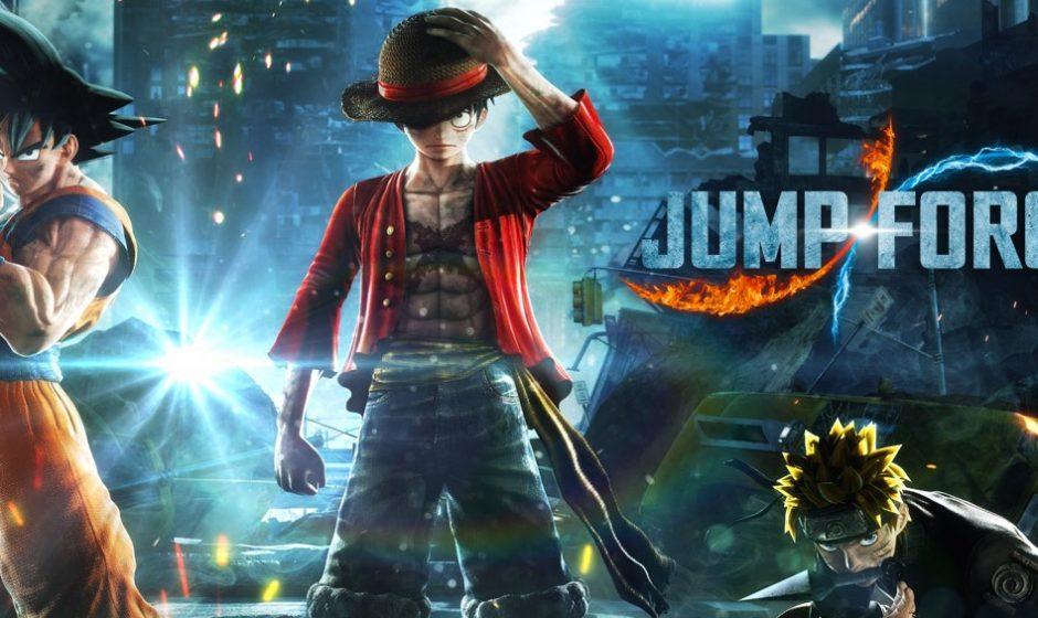 Jump Force : la liste des personnages jouables et des arènes