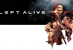 TEST | Left Alive - Iakov ?