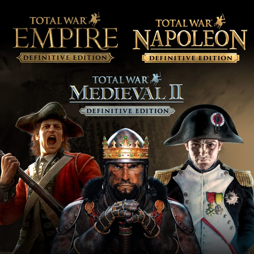 Total War Definitive Edition épinglé sur Steam