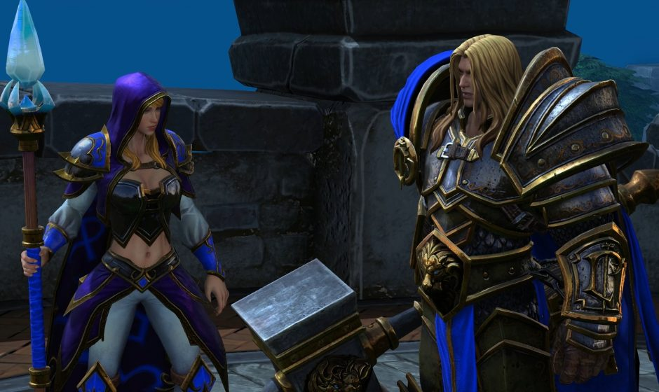 Warcraft III Reforged les versions HD et SD seront compatibles