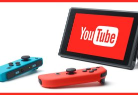 YouTube débarque sur Nintendo Switch