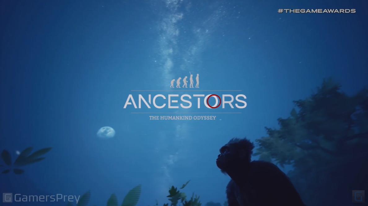 Panache dévoile un trailer pour Ancestors: The humankind odyssey