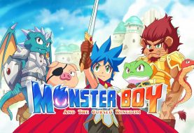 TEST Monster Boy et le Royaume Maudit - Un jeu monstrueusement charmant