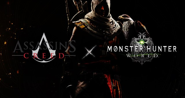 Assassin's Creed s'infiltre dans Monster Hunter World