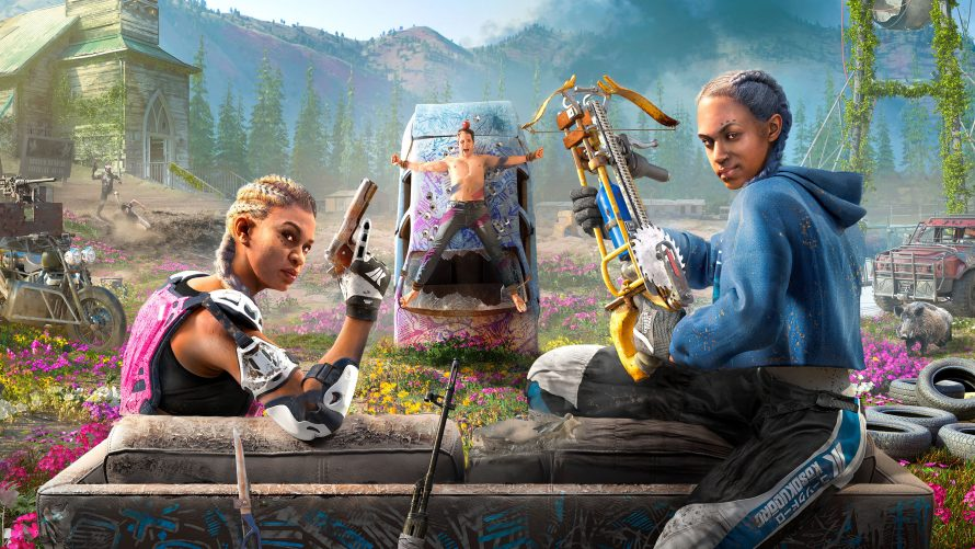 Far Cry New Dawn : Un premier test et une note quasi parfaite (PS4, Xbox One)