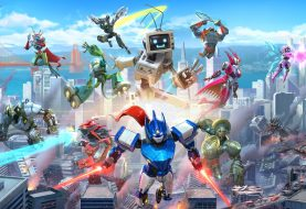 TEST VIDEO | Override: Mech City Brawl - Domo Arigatô Mr. Roboto