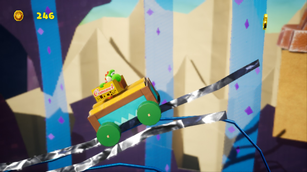 Yoshi's Crafted World REVIEW 4