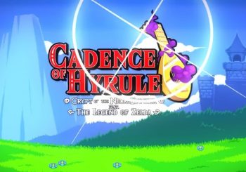 Nintendo dévoile Cadence of Hyrule, mélange entre The Legend of Zelda et Crypt of the NecroDancer