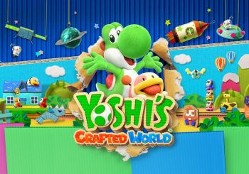 "TEST | Yoshi's Crafted World - Le platformer ""feel good"""
