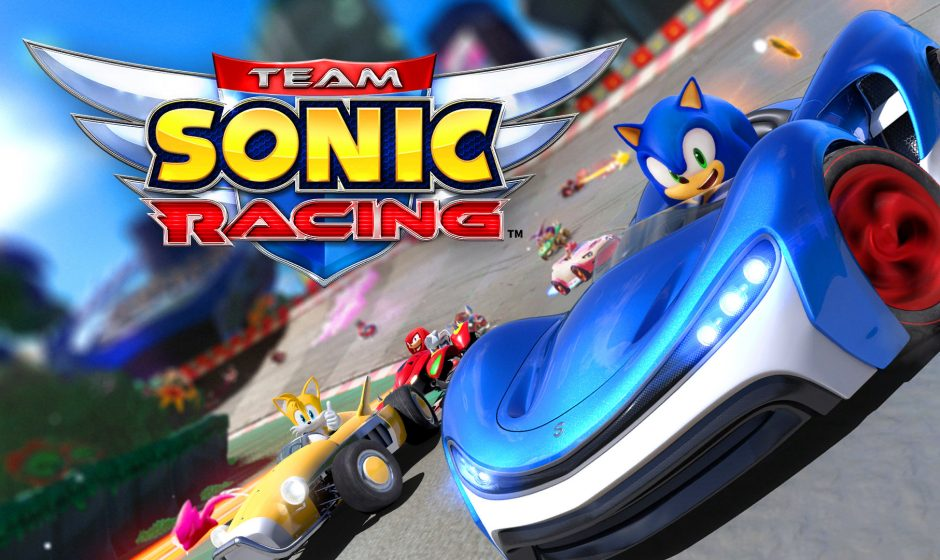 TEST | Team Sonic Racing - Fast and Furryous