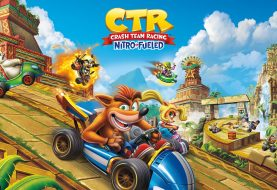 Crash Team Racing Nitro-Fueled : Détails du Grand Prix 4 spécial Halloween