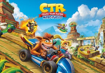 TEST | Crash Team Racing Nitro-Fueled - Initial Crash