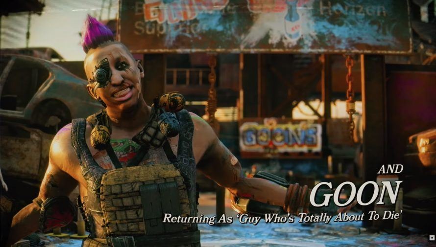 E3 2019   Rage 2 dévoile Rise of the Ghosts