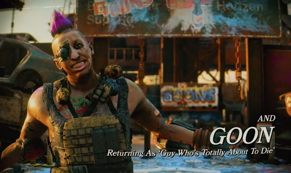 E3 2019 | Rage 2 dévoile Rise of the Ghosts