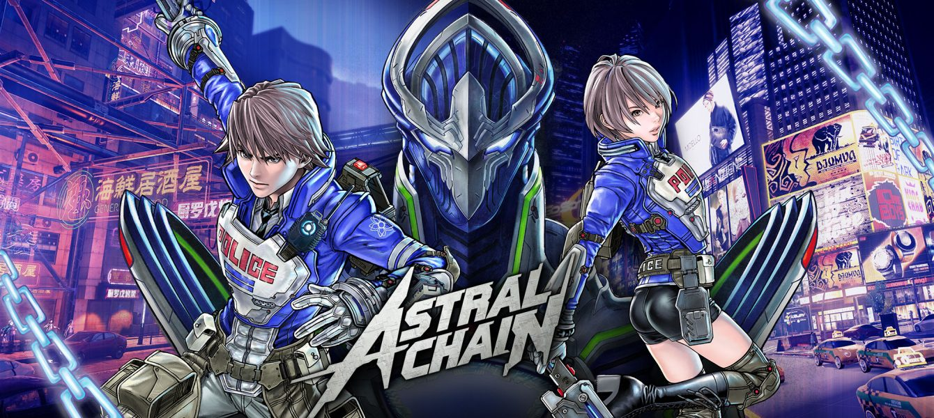 TEST | Astral Chain : Plus fort que les liens du sang