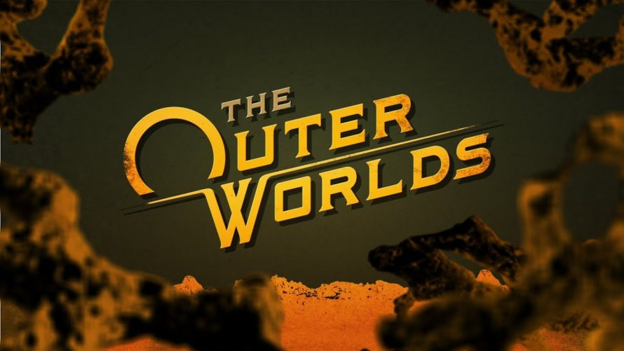 E3 2019 | Microsoft ouvre sa conférence avec The Outer Worlds