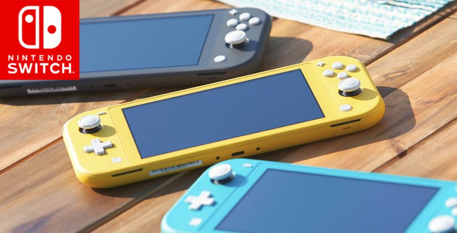Nintendo Switch Lite : Nintendo annonce officiellement la version mini de la Switch