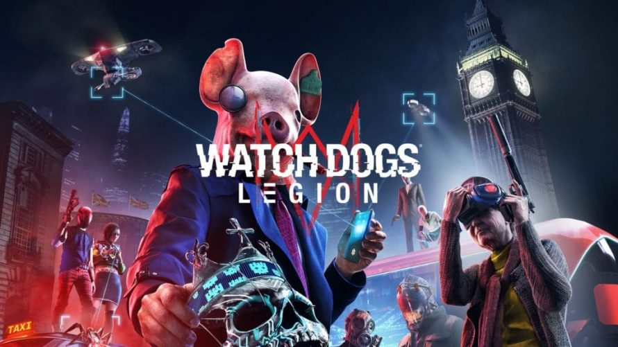 Ubisoft Forward | Watch Dogs Legion : Date de sortie et long trailer de gameplay
