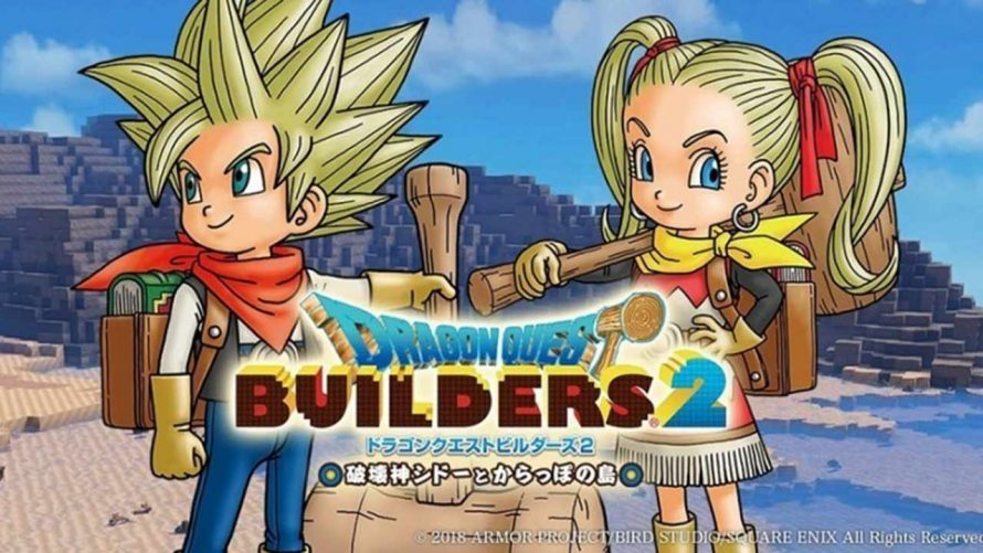 Dragon Quest Builders 2 : Une nouvelle démo disponible sur PS4 et Nintendo Switch